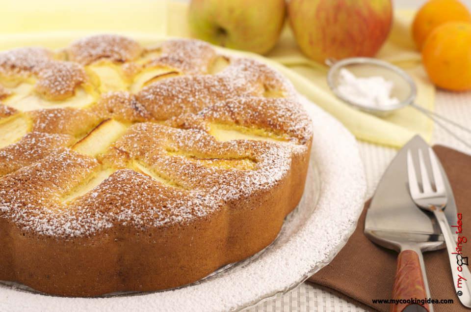 Torta di mele soffice ricetta