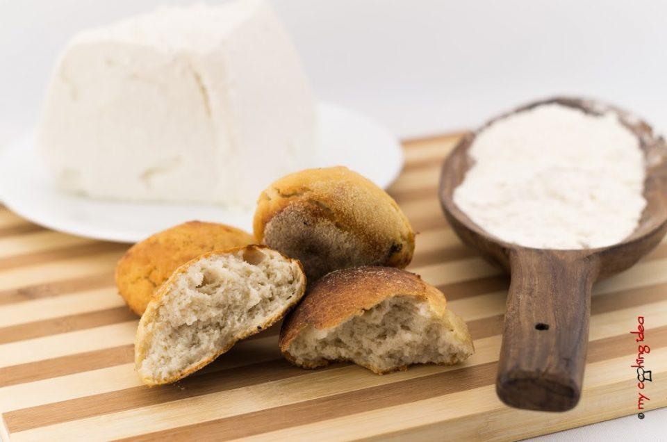 Focaccine di ricotta, ricette di pane