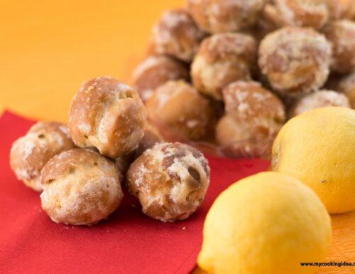Piricchittus, dolci sardi