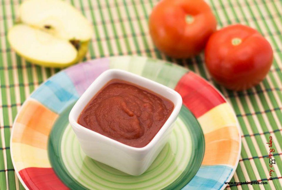 Ketchup ricetta per farlo in casa