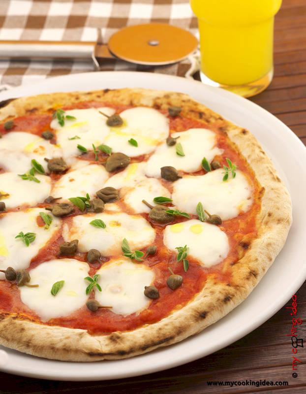 La pizza ricetta impasto base