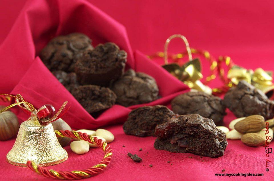 Carbone dolce al cioccolato, ricetta per la befana