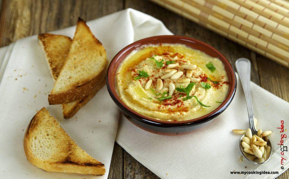 Hummus di ceci, ricetta facile
