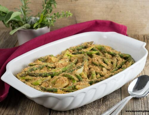 Asparagi e patate