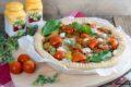 Torta con patate e gorgonzola