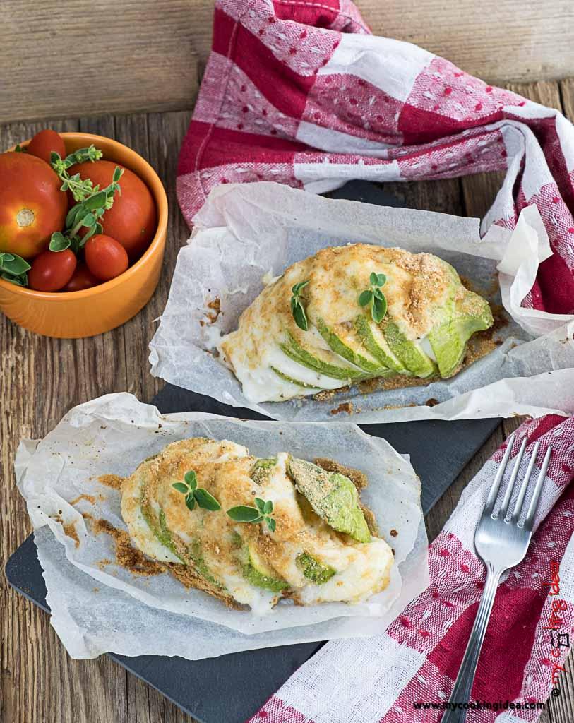 Zucchine gratinate | Ricette con le zucchine