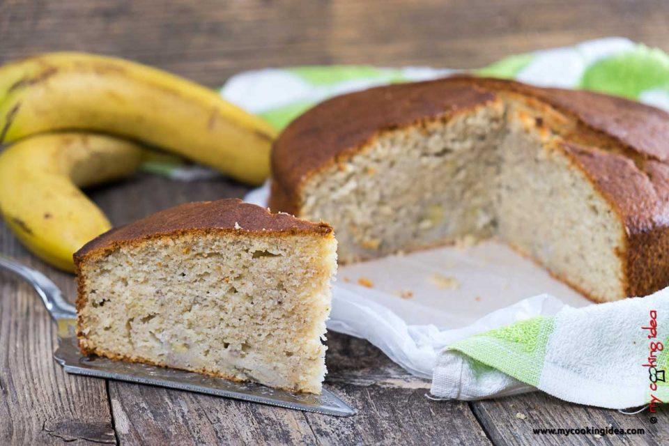 Torta alle banane | Dolci da colazione