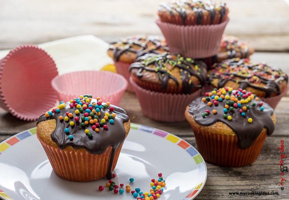 Muffin all'arancia | Ricettte per la merenda dei bambini