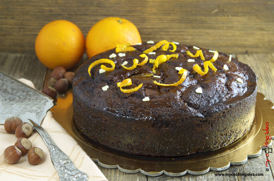 Torta al gianduia, ricetta dolce al cioccolato
