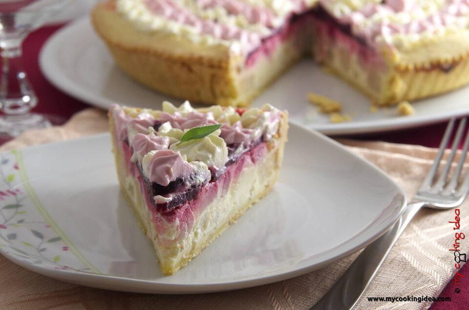 torta salata alle rape, ricetta piatto unico