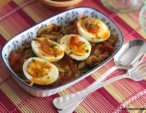 Uova in salsa
